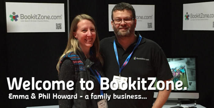 [001] Welcome to BookitZone - a family business