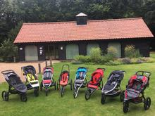 Oak Lodge Buggy Line Up