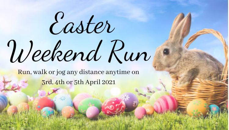 Easter Weekend Run