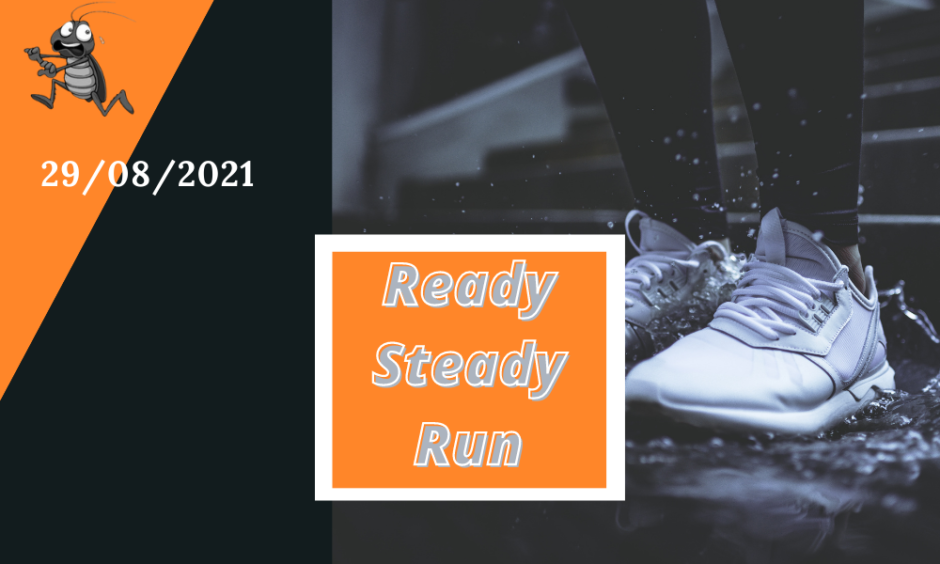 Ready Steady Run Virtual Run
