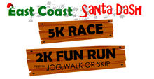 East Coast Santa Dash 2017