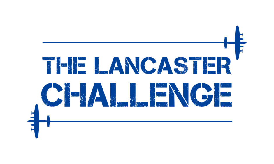 RAFM575 The Lancaster Challenge Logo_Final_colour