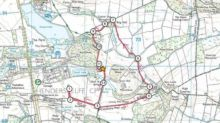 Castle Howard 2017 Route