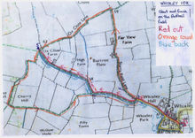 Whixley 10k Route