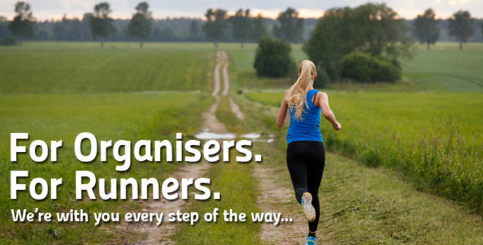 For Runners For Organisers