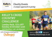 Kelly's Cross Country Challenge 2016